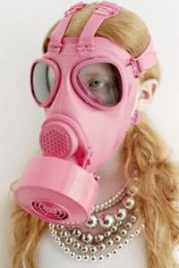 Подумываю примерить вот такой «лук». Блондинкам розовый традиционно к лицу.
