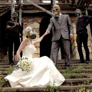 Мне кажется – идеально. И подружки невесты не подкачали.